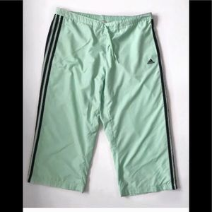 Adidas athletic style pants.